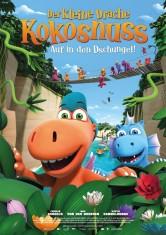 Für die ganze Familie: Der kleine Drache Kokosnuss -Auf in den Dschungel!