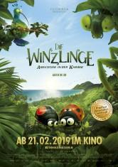 Für die ganze Familie: Die Winzlinge - Abenteuer in der Karibik