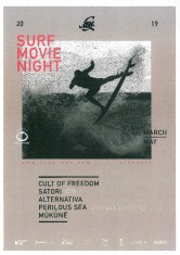 CINE MAR – Surf Movie Night