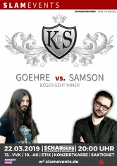 KINGS OF SLAM: #20 - Samson vs. Goehre